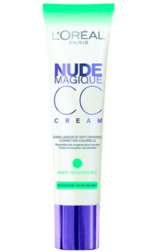 CC Cream verde  loreal