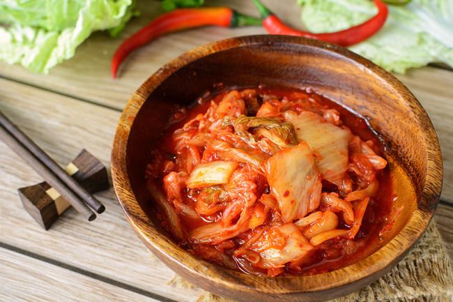 Tendencias: Kimchi