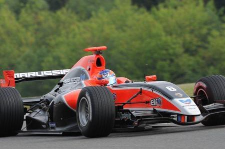 Robert Wickens gana la primera carrera de la Fórmula Renault 3.5 en Spa Francorchamps