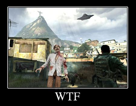 'Modern Warfare 2' podría haber tenido zombies y hasta alienígenas