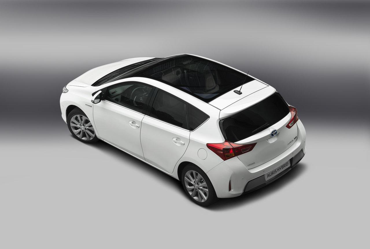 Foto de Toyota Auris Híbrido 2013 (7/8)