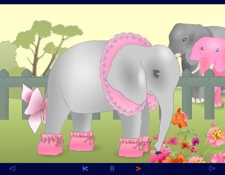 ¿Elefantas rosas y papás que no hacen nada en casa? Vídeocuentos contra el sexismo