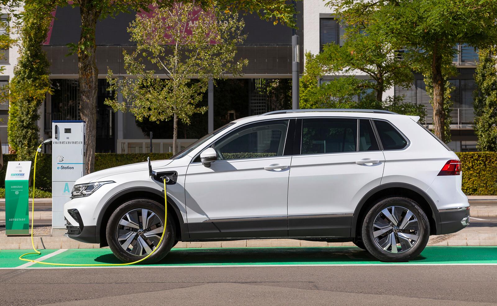 Foto de Volkswagen Tiguan eHybrid 2021 (5/8)