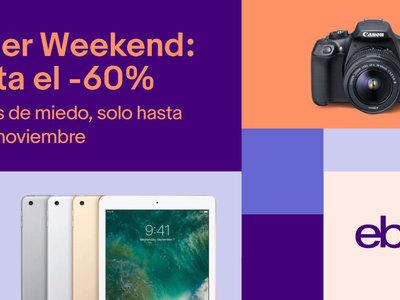Vuelve el Super Weekend a eBay: las 18 mejores ofertas