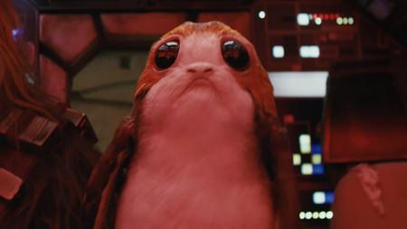 """Los porgs de """"Los últimos Jedi"""" no se crearon para vender peluches: tienen una explicación"""