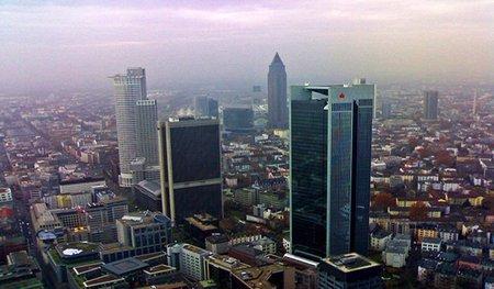Las mejores vistas de Frankfurt desde la Main Tower