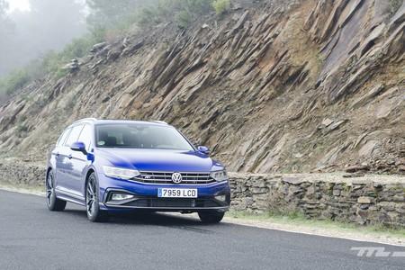 Volkswagen Passat 2020 Prueba 019