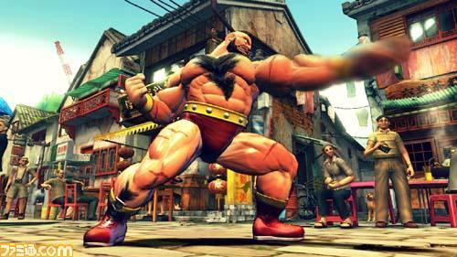 Foto de Street Fighter IV - Famitsu 08012008 (36/45)