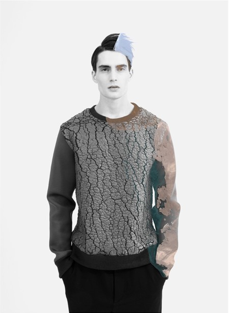Una campaña de ciencia ficción para la colección U de Adolfo Dominguez otoño-invierno 2015/2016