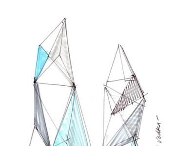 Para botellas originales, la del vodka Anestasia diseñada por Karim Rashid