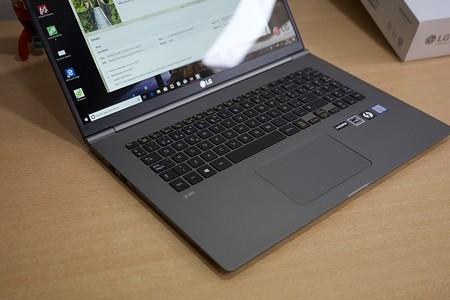 Lg Gram 2019 Review Xataka Espanol Touchpad
