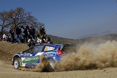 Jari-Matti Latvala se lesiona y no estará en el Rally de Argentina