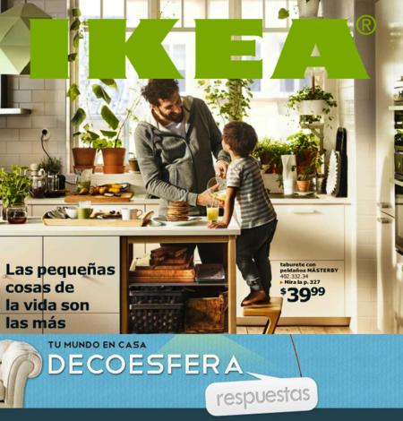 ¿Qué es lo que más os ha gustado del catálogo de IKEA 2016? La pregunta de la semana