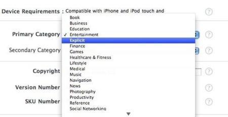 """Apple añade la categoría """"Explícito"""" a la App Store... y luego la vuelve a quitar"""