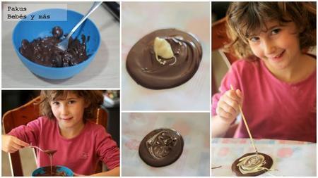 Chocolatinas Pasos Bebes