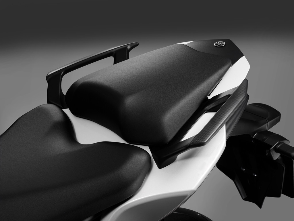 Foto de Yamaha Fazer8, el mismo producto con dos enfoques (15/16)