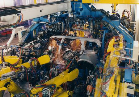 producción automóvil