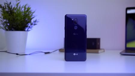 LG G7 trasera