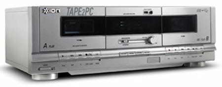 Convierte tus cassettes en MP3