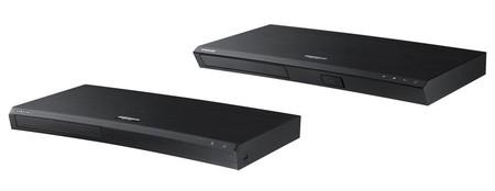 Samsung completa su línea de reproductores Blu-ray UHD con dos nuevos modelos