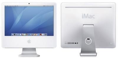 "Apple parece haber abandonado al iMac G5 de 17"""