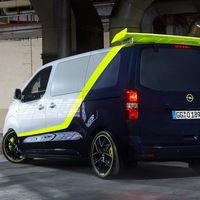 La Opel Zafira Life O-Team es esa furgoneta que tendría hoy el Equipo A para que los planes salgan bien