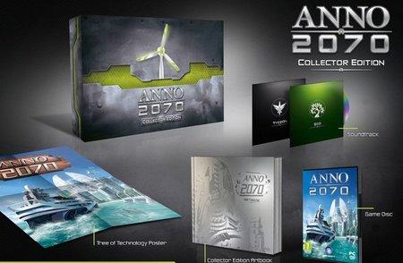 'Anno 2070'. Así es su estupenda edición coleccionista
