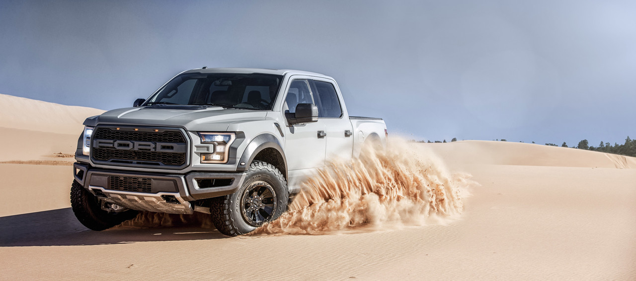 Ford F-150 Raptor SuperCrew: ahora con cabina doble