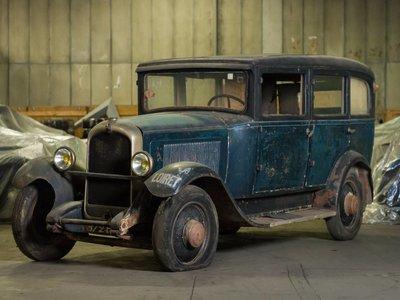 Por mudanza, Citroën subastará autos de su colección particular