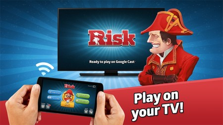 Risk Chromecast