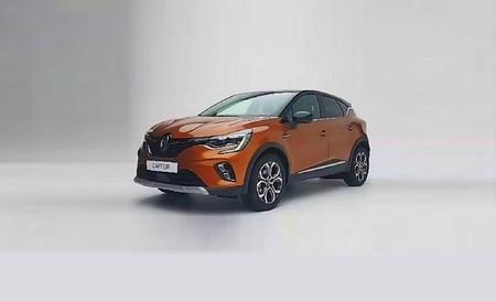 ¡Filtrado! El nuevo Renault Captur nos enseña su aspecto de Clio antes de hora