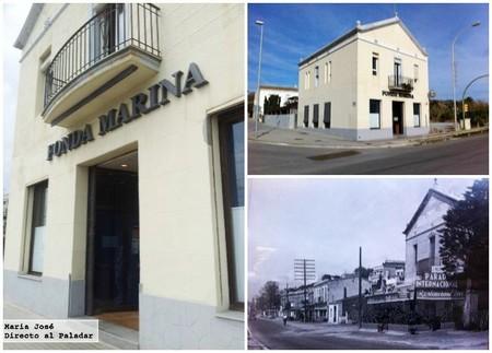 Restaurante Fonda Marina, tradición y vanguardia en un ambiente exquisito