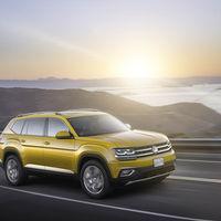 Volkswagen Atlas, el SUV de 7 plazas del renacimiento de Volkswagen en EE.UU.