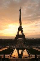 Subir con un bebé a la Torre Eiffel