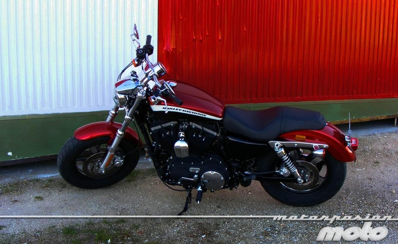 Foto de Harley-Davidson XR 1200CA Custom Limited (30/65)