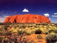 Uluru o Ayers Rock, Australia