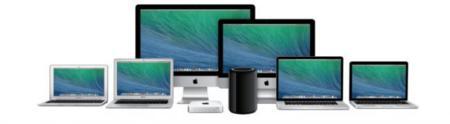Los Macs dan un paso al frente colocándose como la segunda línea de productos más vendida por Apple
