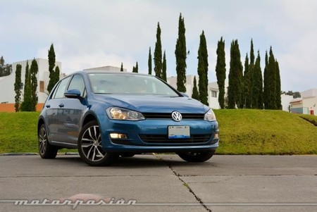 Volkswagen Golf 1.4 TSI, mejor prueba de 2014 en Motorpasión México
