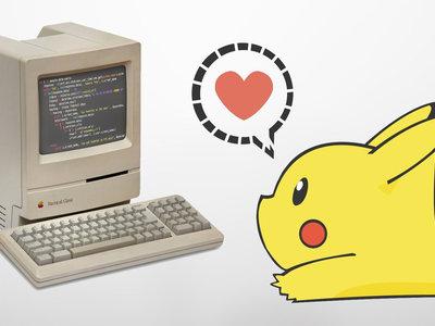 Pikachu ya tiene su propio lenguaje de programación