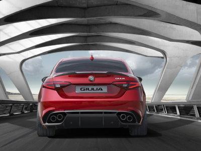 "Alfa Romeo Giulia: un coche con ""cerebro"" a cargo de la aerodinámica"