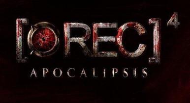 'Rec 4: Apocalipsis', teaser de presentación y logo oficial