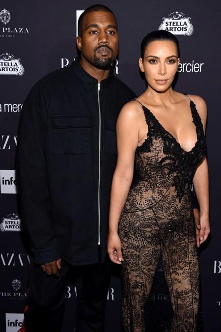 El clan Kardashian lideró la fiesta Harper's Bazaar Icons 2016 que no se perdió ninguna celebrity