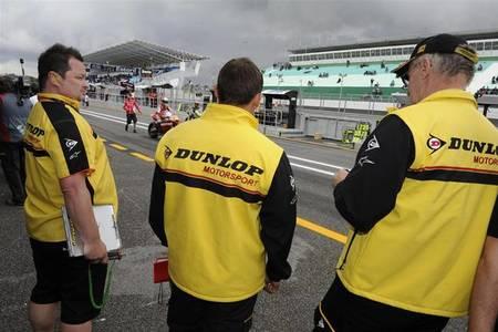 MotoGP Catalunya 2012: Dunlop estrenó su neumático trasero asimétrico en Moto2
