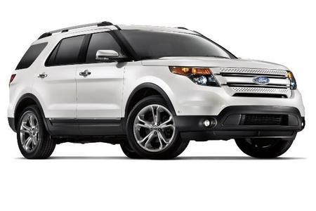 Ford Explorer mantiene la máxima calificación de la NHTSA