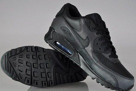 Las Nike Air Max vuelven con más fuerza que nunca, ahora con el modelo 90 Premium en negro total