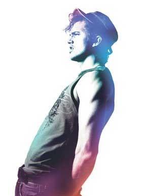 Ashton Kutcher para Pepe Jeans