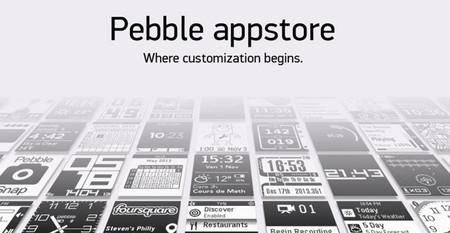 Pebble ya tiene lista su tienda de aplicaciones