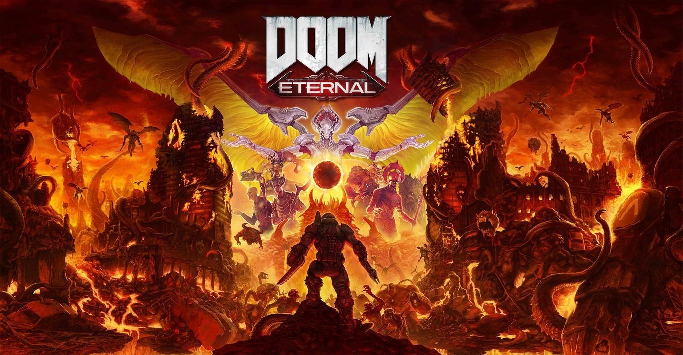 """Resultat d'imatges per a """"doom eternal"""""""