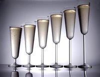 """Fairshare Fountain: una curiosa forma de servir el """"champan"""""""