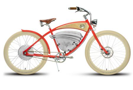 Diseño retro y electricidad se dan la mano en las bicis Cruz